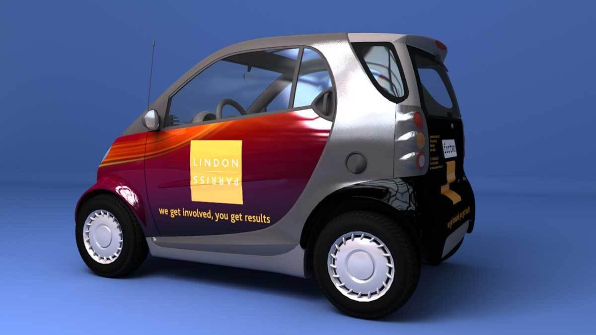 3D Car Design and Render