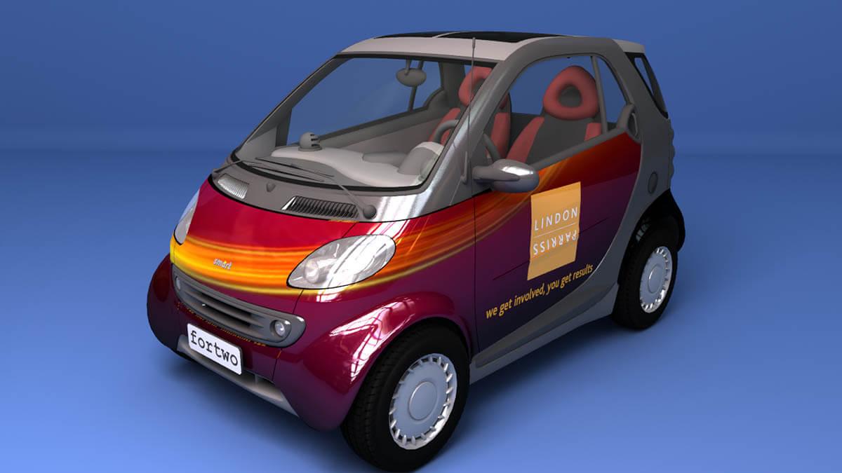 3D Car Renders and Design