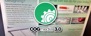 COGmedia new wordress website