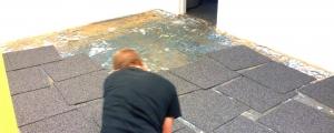 COGmedia studio carpets