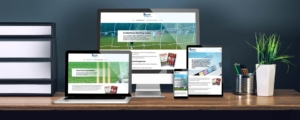 Dereham business Barnes Print delighted with new site from Cogmedia