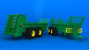 GT Bunning 3D Render