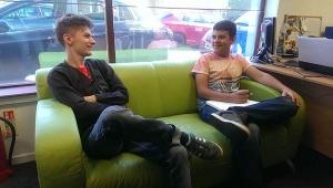 Jaden work experience interview