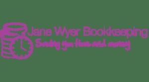 Jane Wyer Bookkeeper Logo