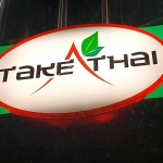 Mouth watering Take Thai Menu update