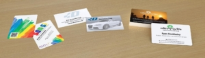Norwich Business Card and Stationery Design