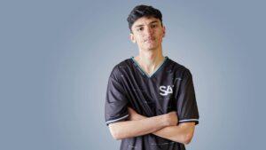 SAF FIFA eSports Player Kai