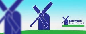 Sprowston Town Council Logo Design (1)
