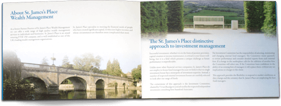 St James Place Brochure