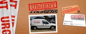 Urgent Express Logo Design